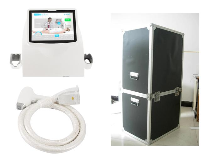 Permanent Diode Laser Beauty Machine All Skin Type Suitable Without Side - Effect