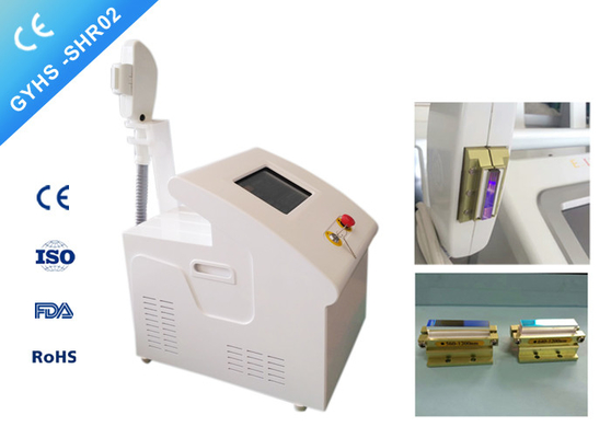 China 2000W Power IPL Laser Skin Rejuvenation Machine Vascular Removal High Repetition supplier