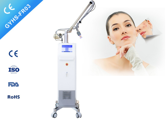 vaginal tightening CO2 Fractional Laser Machine ,  10600nm Laser Skin Care Machine  For Clinics