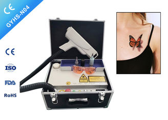 1064nm 532nm Nd Yag Laser Tattoo Removal Machine 800W Freckle Birth Mark Removal