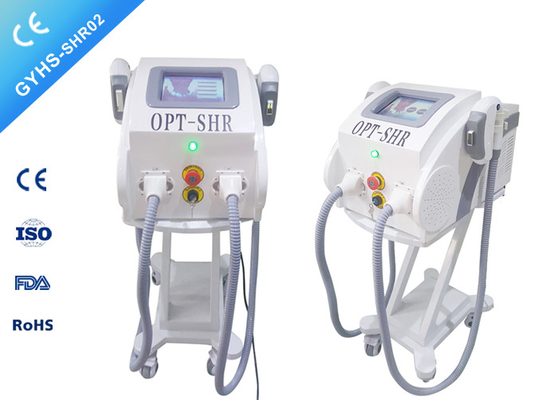 2000W Power E Light Laser Hair Removal Machine  Pigments Therapy High Frequency