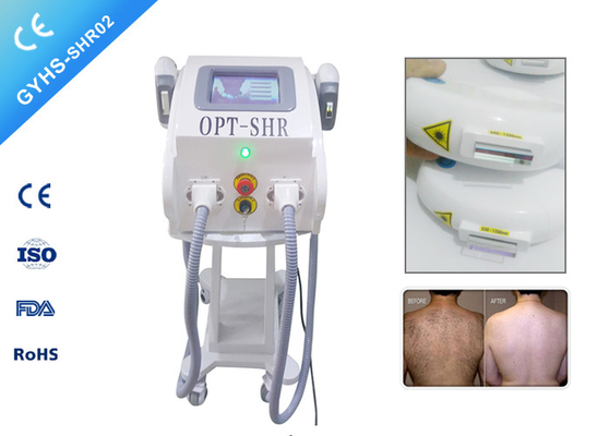 China CE Approved Laser Hair Tattoo Removal Machine  Single Pulse Mode For Salon SPA supplier