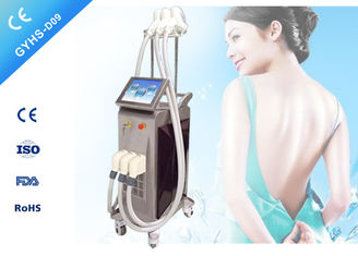 Three Handpiece 808nm Diode Laser Beauty Machine For Salon Hair Removal