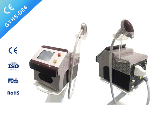 China 12 * 24mm Spot Size Laser Hair Treatment Machine With One Pulse Repetitions supplier