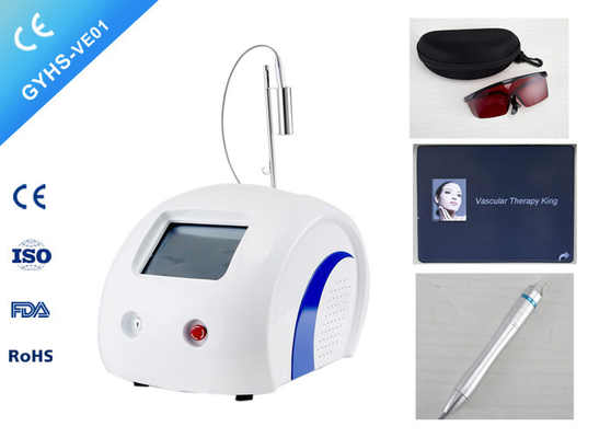 980nm Diode Laser Spider Vein Removal Machine With 15w / 30w Option Power