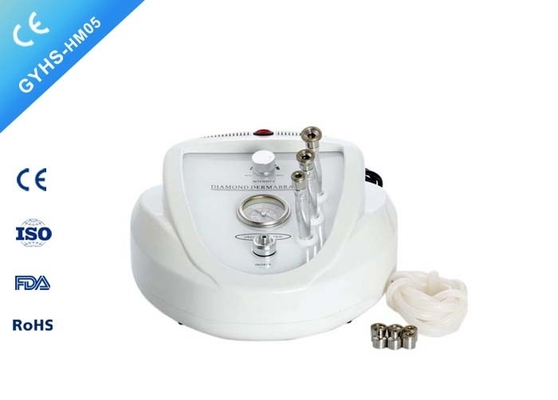 China Skin Diamond Peel Portable Machine Dead Skin Acne Removal  With 65W Power supplier