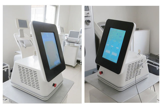30W Vascular Laser Vein Removal Machine For Blood Vessels Treatment
