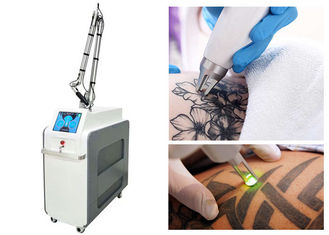 Air Cooling ND YAG Laser Tattoo Removal Machine 750ps High Peak Power