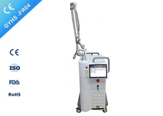 10600Nm Fractional Co2 Laser Resurfacing Recovery 50Hz / 60Hz Wart Scar Removal