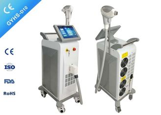 Alexandrite Permanent Hair Removal Laser Machine 755nm 1064nm 808nm 3 Wavelength