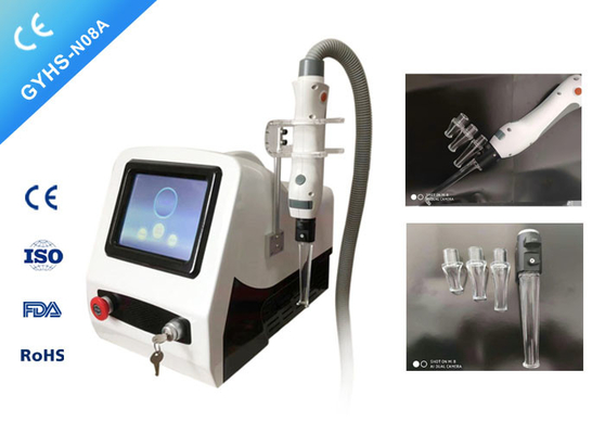 China Q - Switch Table Pico Tattoo Removal Laser / 1000W Powerful Carbon Peeling Laser supplier