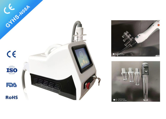 China Q Switch Table Pico ND Yag Laser Tattoo Removal Machine Customized Language supplier