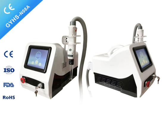 China 1-10hz Melasma Removal Laser / 1064nm Picosecond Laser Tattoo Removal Machine supplier