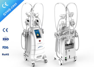 China Clinic Cryolipolysis Fat Freeze Slimming Machine / Cellulite Reduction Machine supplier
