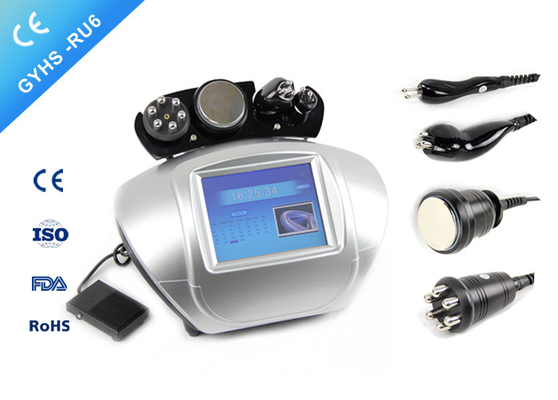 Fast Fat Removal Cavitation RF Slimming Machine 40k Ultrasonic Lipo Suction Beauty Machine
