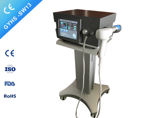 China Clinic Multifunctional Beauty Machine ED Therapy Muscle Joint Pain 500W Power Output supplier