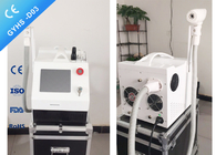 China 800w ND YAG Laser Tattoo Removal Machine , Freckle Birth Mark Removal Laser Yag Machine factory