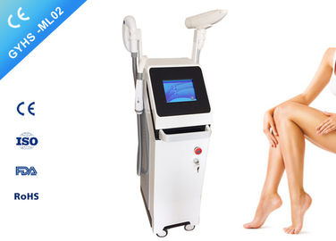 China 4 In1 RF IPL SHR Hair Removal Machine Multifunctional For Salon TUV Approved distributor