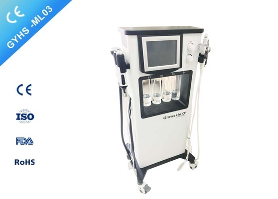 China Face Lifting RF Beauty Machine Hydra Facial Mesotherapy With 10.4 Inch Touch Screen distributor