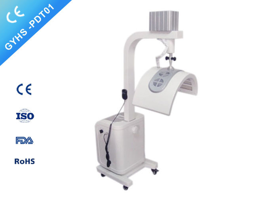 China 3 Color Light Therapy Facial Machines Wrinkle Removal For Beauty SPA Non - Invasive factory