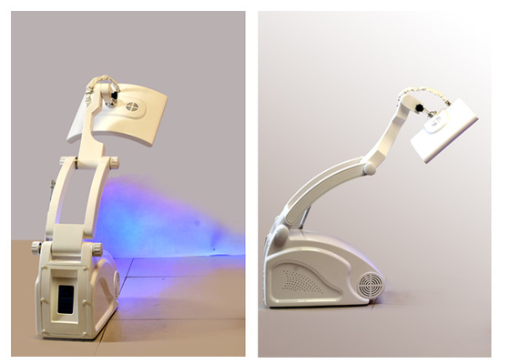 China Powerful LED  Photodynamic Therapy Machine For Ance Removal  And Skin Whitening distributor