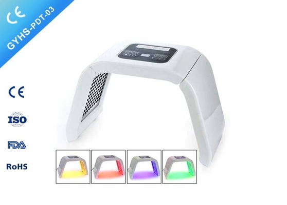 China Red Blue Green Photodynamic Therapy Equipment  Promoting Skin Collagen Growth distributor