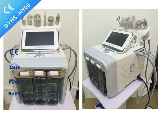 China 6 In 1 Aesthetic Salon Portable Hydrafacial Machine With CE Certificate distributor