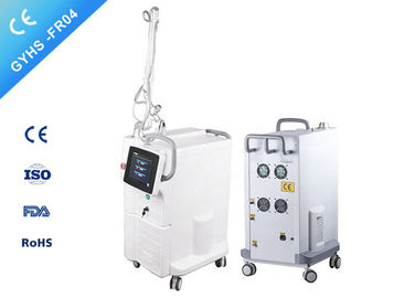 China 40w Laser Skin Care Machine Scar Removal / Fractional Co2 Laser Equipment For Clinic distributor