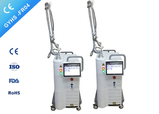 China Skin Resurfacing CO2 Fractional Laser Machine With 12 Months Warranty distributor
