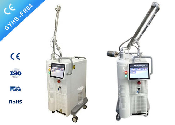 China Medical CO2 Fractional Laser Machine For Vagina Tightening Acne Scar Removal distributor