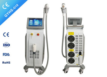 China 2000W Diode Laser Hair Removal Machine With Color Touch Screen 1 Year Warranty distributor