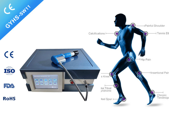 China Muscle Pain Removal Extracorporeal shockwave therapy instrument distributor